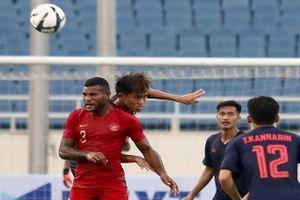 U23 Indonesia tập trung khắc phục tâm lý trước trận gặp Việt Nam