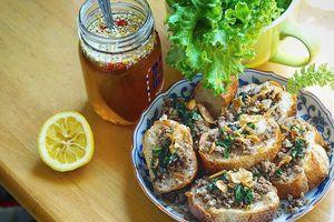 Bánh mì ca cao, bột lọc - sự kết hợp món ăn mới lạ tại TP.HCM