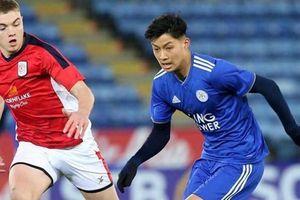 Sao trẻ Leicester được để dành cho trận gặp Việt Nam
