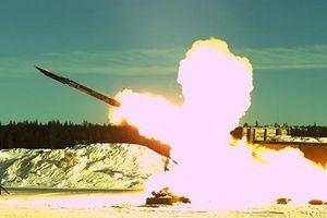 Sức mạnh đáng sợ bom phóng từ mặt đất của Mỹ-Thụy Điển