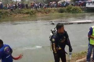 Tin nóng: 5 người Việt thiệt mạng trong tai nạn giao thông ở Thái Lan