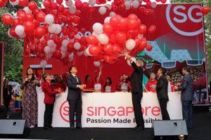 Khai mạc Lễ hội Singapore đầu tiên tại Việt Nam