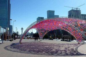 Tổng thống Kazakhstan ký sắc lệnh đổi tên thủ đô thành Nur-Sultan