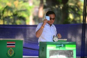 Đảng Vì nước Thái tạm thời giành nhiều ghế nhất tại Hạ viện Thái-lan