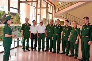 Hội đồng đội Quân đoàn 3 họp mặt kỷ niệm 44 năm Ngày truyền thống