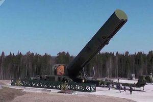 Nga khoe tên lửa 'xé nát mọi hệ thống phòng thủ'
