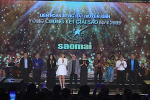 Sao Mai 2019: 3 thí sinh bị loại, còn duy nhất 1 giọng ca nam vào chung kết 2