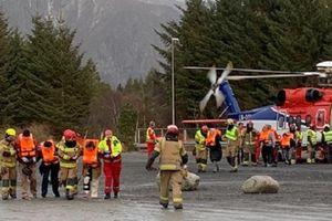 Nauy: Nỗ lực cứu hộ tàu du lịch hạng sang chở gần 1.400 người gặp sự cố