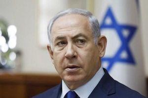Thủ tướng Israel Benjamin Netanyahu lên đường thăm Mỹ