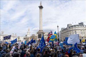 Vấn đề Brexit: Khủng hoảng trong lòng nước Anh được đẩy lên cao trào