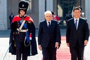 Italia là nước G7 đầu tiên tham gia vào 'Vành đai và Con đường' của Trung Quốc