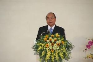 Thủ tướng Nguyễn Xuân Phúc dự khởi công 4 dự án lớn của Thaco
