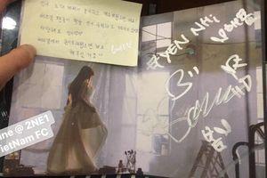 Tin vui cho V-Blackjack: Park Bom hứa sẽ tổ chức concert… tại Việt Nam