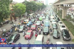 Hà Nội sẽ cấm xe máy theo giờ