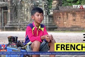 Thần đồng ngôn ngữ Campuchia