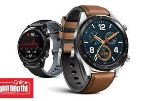Huawei bán được hơn 1 triệu chiếc đồng hồ Huawei Watch GT trên toàn cầu