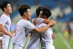 Cơ hội đi tiếp của U23 Việt Nam sau loạt trận thứ 2 vòng loại U23 châu Á 2020