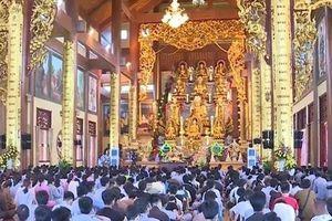 Phải trừ nạn trục lợi nơi cửa Phật