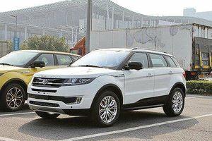 Nhái thiết kế, hãng xe Trung Quốc phải ngưng sản xuất dòng X7