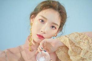 Taeyeon (SNSD) dẫn đầu loạt bảng xếp hạng Kpop chỉ sau vài tiếng