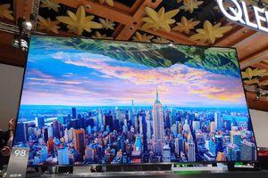 Samsung mang TV QLED 8K giá 2,3 tỷ về Đông Nam Á