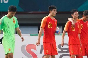 Tuyển Trung Quốc xếp chót ở cúp Tứ hùng sau trận thua bạc nhược