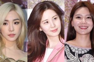 6 thành viên SNSD tụ họp, khoe nhan sắc lấn át mỹ nhân màn ảnh Hàn