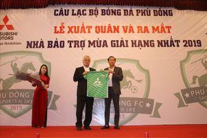 CLB Phù Đổng: Tạo sức mạnh từ bóng đá cộng đồng