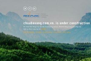 Chưa có giấy phép hoạt động, trang web của chùa Ba Vàng bị 'tuýt còi'
