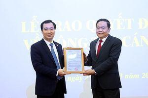 Ủy ban Trung ương Mặt trận Tổ quốc Việt Nam có Trưởng Ban Tuyên giáo mới