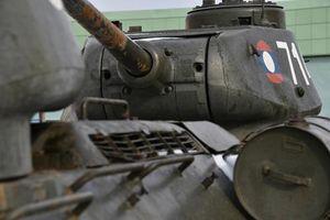 30 'cua thép' T-34 Lào tặng cho Nga giờ ra sao?
