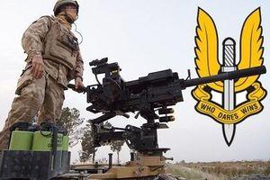 Người hùng đặc nhiệm Anh tiêu diệt 30 tay súng IS trong 'một nốt nhạc'