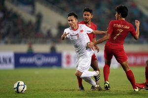 Sau trận thắng nghẹt thở trước Indonesia: Thầy Park phải uống...trà gừng vì quá căng thẳng