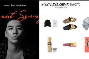 Dân Hàn giận dữ khi YG Entertainment vẫn bán vật phẩm liên quan đến Seung Ri