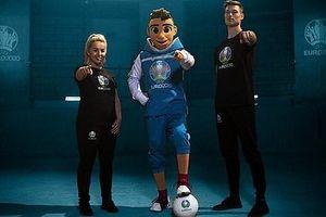 UEFA chính thức công bố linh vật của Euro 2020