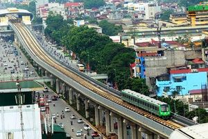 Những nơi nào của Hà Nội sẽ có 9 tuyến đường sắt đô thị chạy qua?