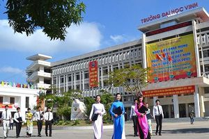 Bí thư Tỉnh ủy: Trường ĐH Vinh cần có trọng tâm, trọng điểm trong chiến lược phát triển