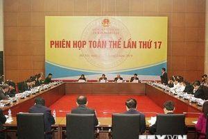 Cho ý kiến về Đề án lập 5 phường ở thị xã và thành phố Long Khánh