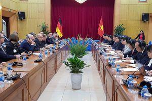 Thúc đẩy quan hệ đối tác chiến lược Việt Nam – CHLB Đức