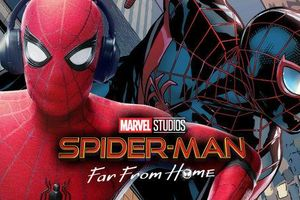 'Spider-Man: Far From Home' tung 3 poster mới: Người Nhện đang ở xa nhà thật sự!