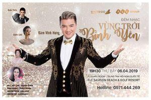 Bamboo Airways tặng khách hàng vé xem đêm nhạc Đàm Vĩnh Hưng