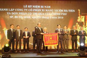 Xi măng Vicem Hà Tiên đặt mục tiêu doanh thu 10.000 tỉ đồng năm 2019