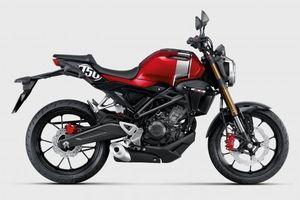 Honda CB150R giá 105 triệu đồng tại Việt Nam