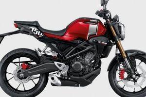 Honda Việt Nam giới thiệu CB150R hoàn toàn mới, giá 105 triệu đồng
