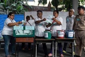 Thái Lan bất ngờ hoãn công bố kết quả tổng tuyển cử