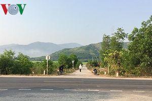 186 hộ dân cần tái định cư để thực hiện dự án cao tốc Bắc - Nam