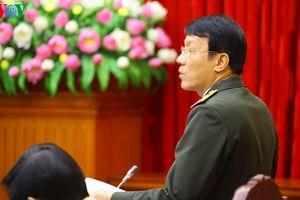 Trung tướng Lương Tam Quang: Đang kiểm tra làm rõ vụ chùa Ba Vàng