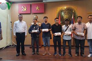 Đại sứ quán Việt Nam hỗ trợ nạn nhân vụ tai nạn xe khách tại Thái Lan