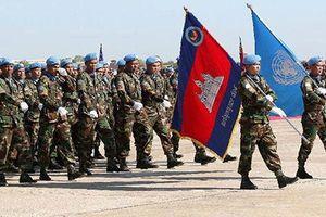 Campuchia chi 15 triệu USD mua xe bọc thép cho binh sĩ làm nhiệm vụ ở Mali