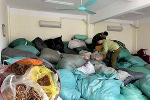 Phát hiện kho hàng hơn 7 tấn thuốc bắc không rõ nguồn gốc ở Hà Nội